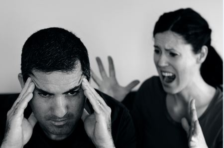 When do falsely of accused cheating to what 5 Ways